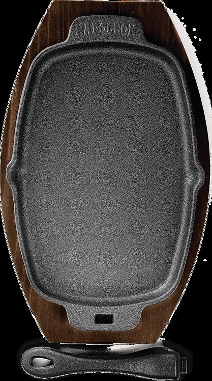 BBQ Cast Iron Skillet