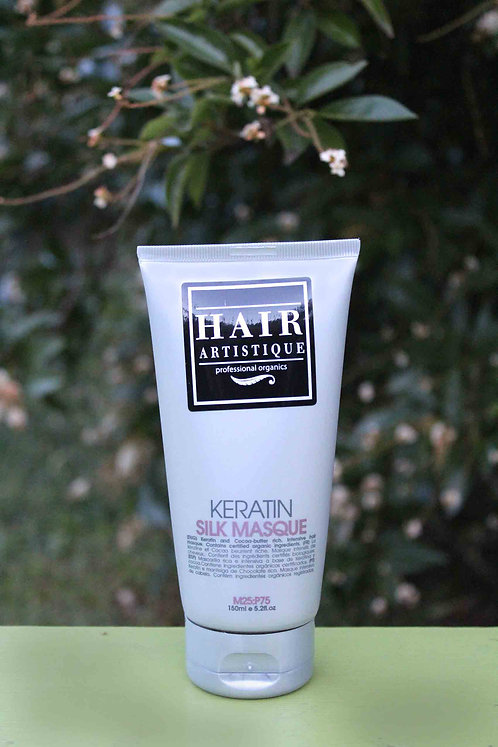 Keratin Silk Masque