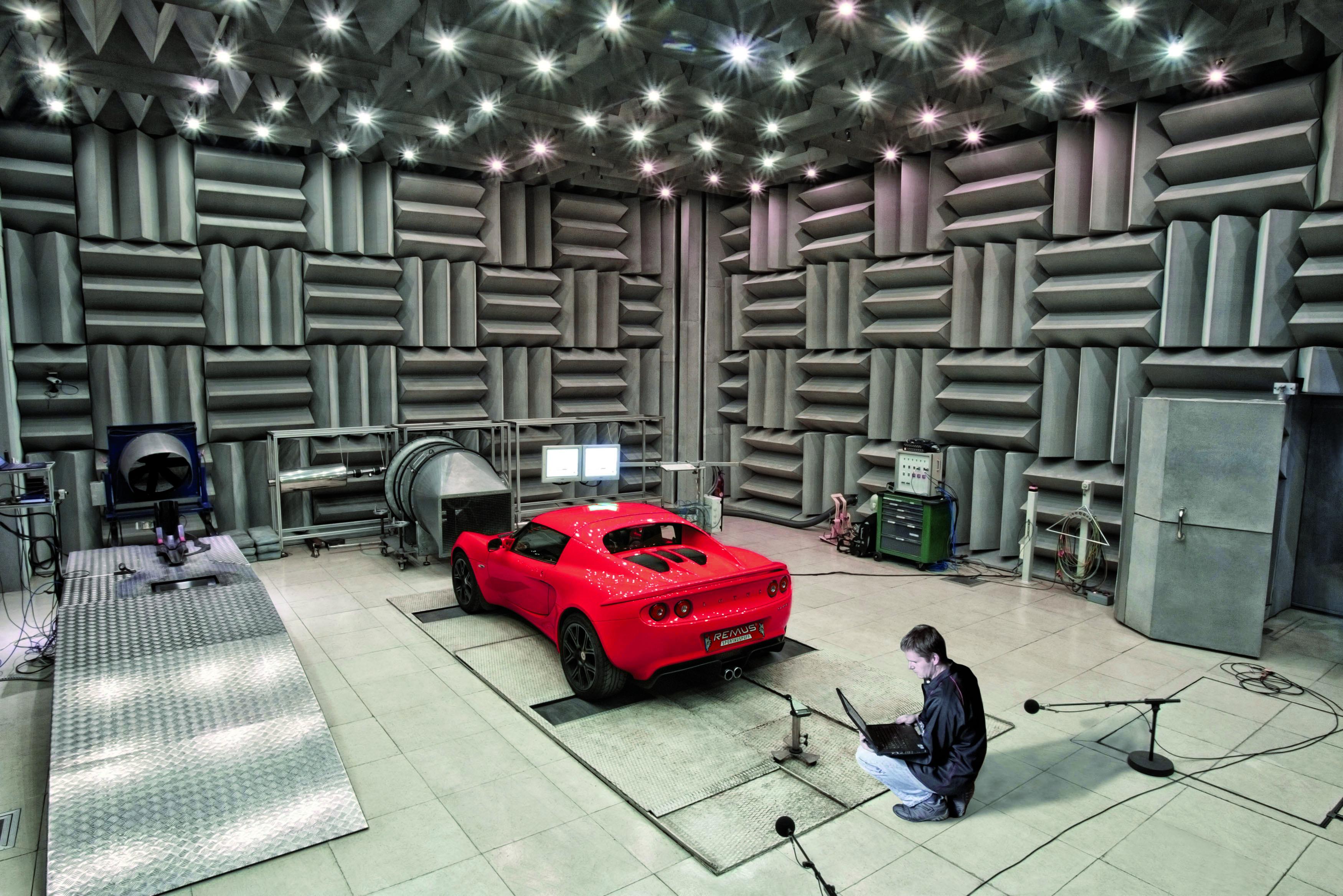 Remus acoustics laboratory