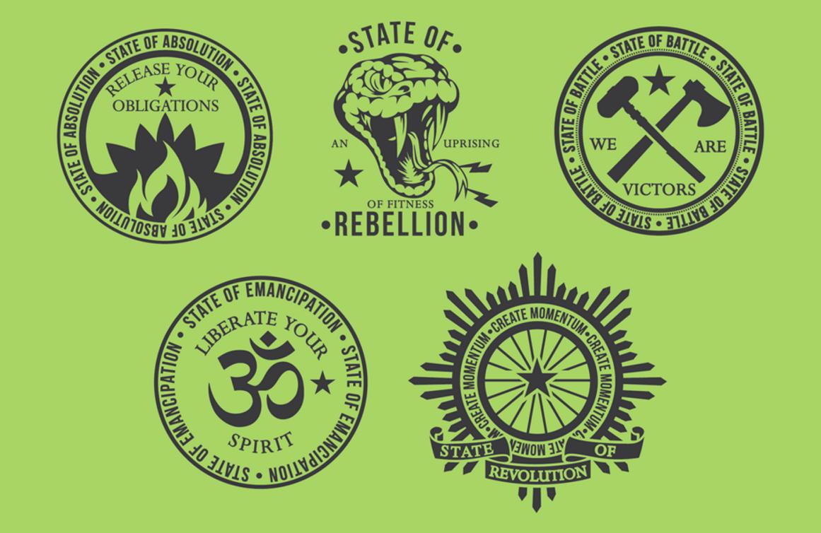 Studio Badge Branding Design
