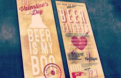 Valentine's Day Flyer Design