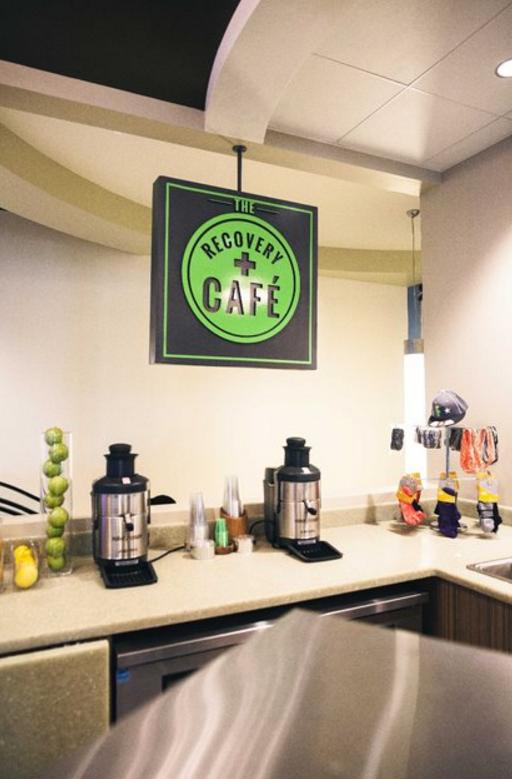 Cafe Logo and Sign Branding Design