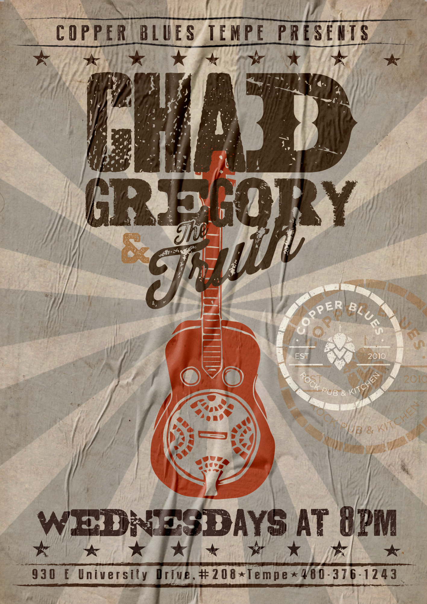Chad Gregory Poster Art