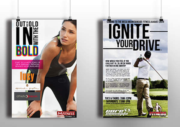 Promotional Poster Designs