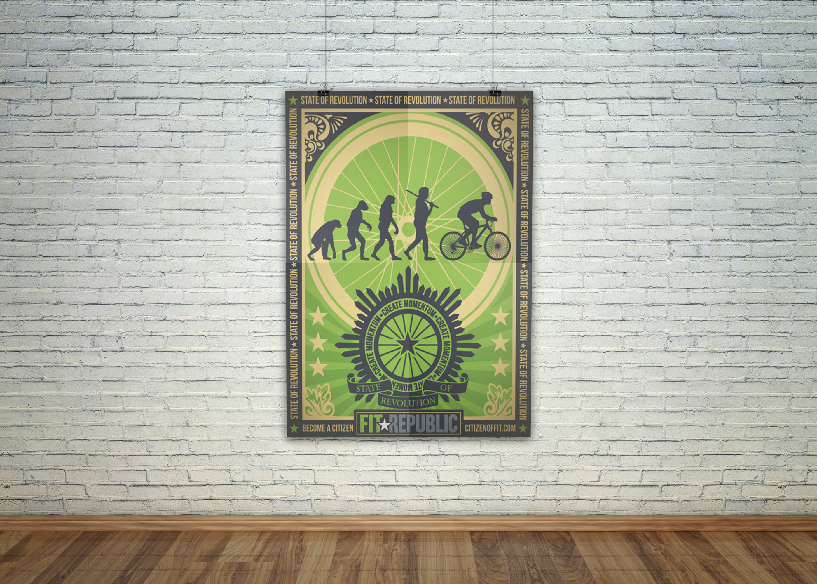 Cycle Studio Poster Art