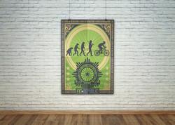 Cycle Studio Poster Art