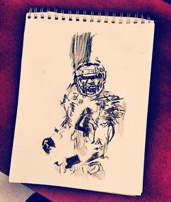 Untitled - Pencil Sketch