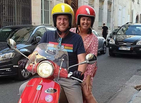 How to Rent a Scooter in Paris, And Hopefully Not Die in the Process