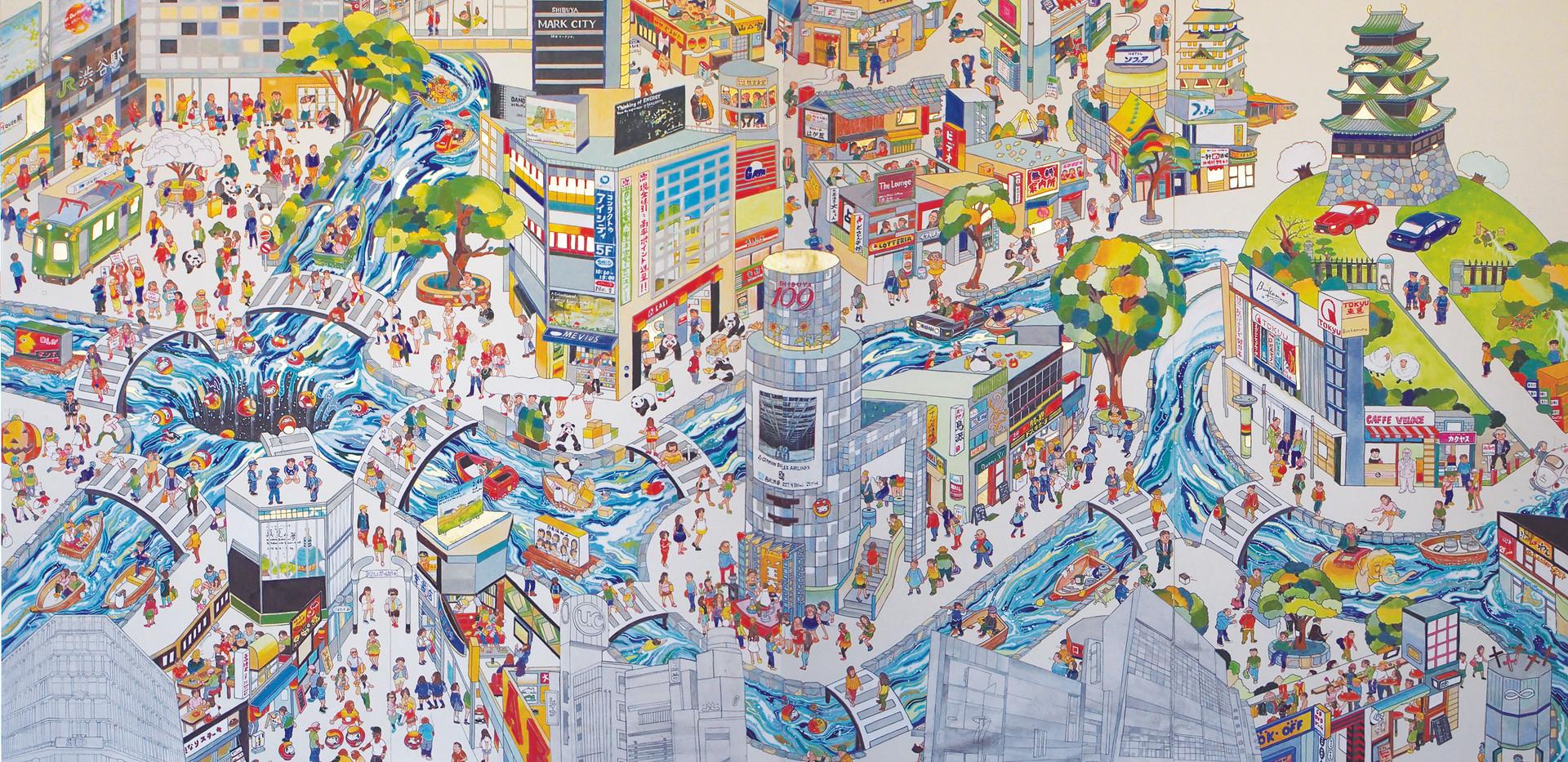 渋谷 Life