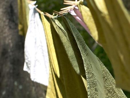 Plot Pivots and Hanging Laundry