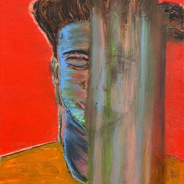 Self-Portrait 8/19/2020