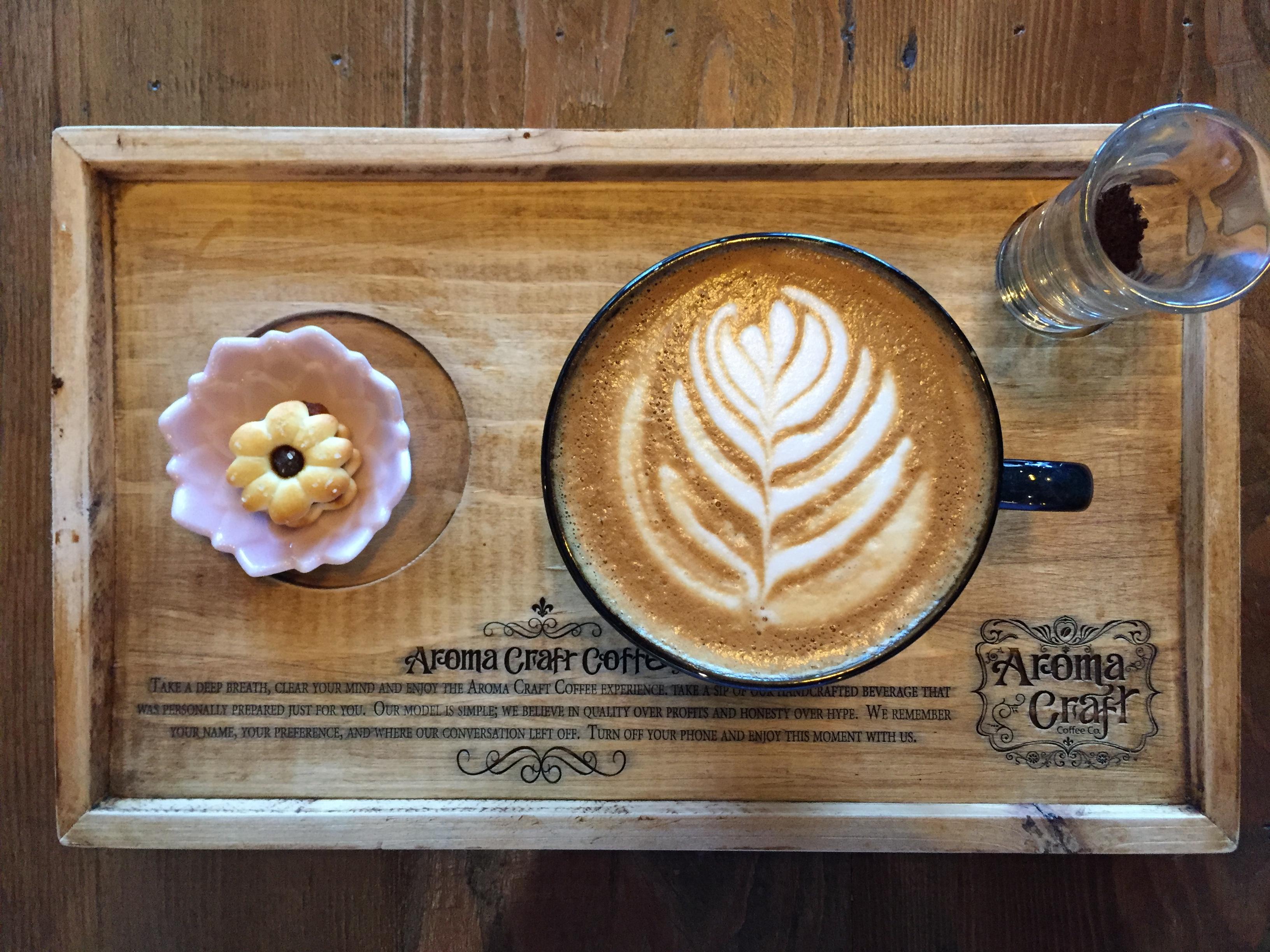Aroma Craft Coffee