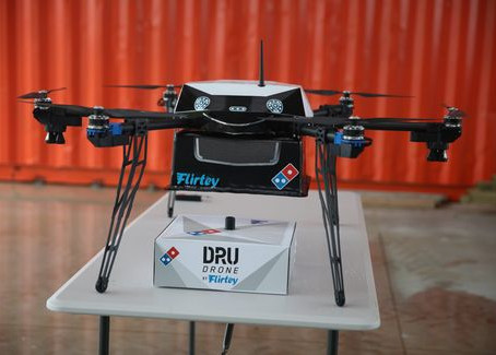 """The Pizza Delivery Drone"""