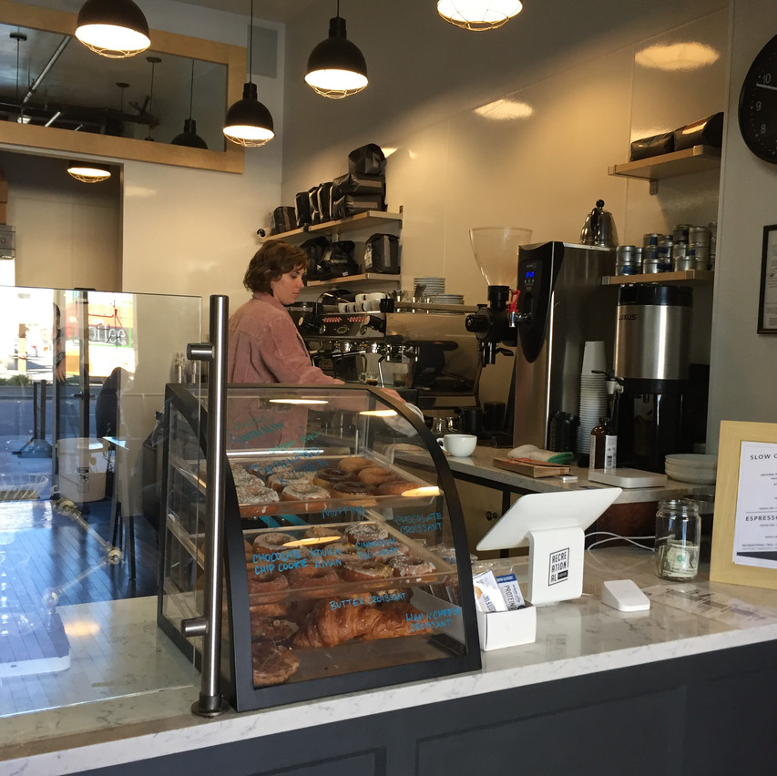Recreational Coffee | Long Beach, CA
