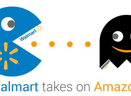 Amazon vs Walmart: An Online/Offline Epic Battle
