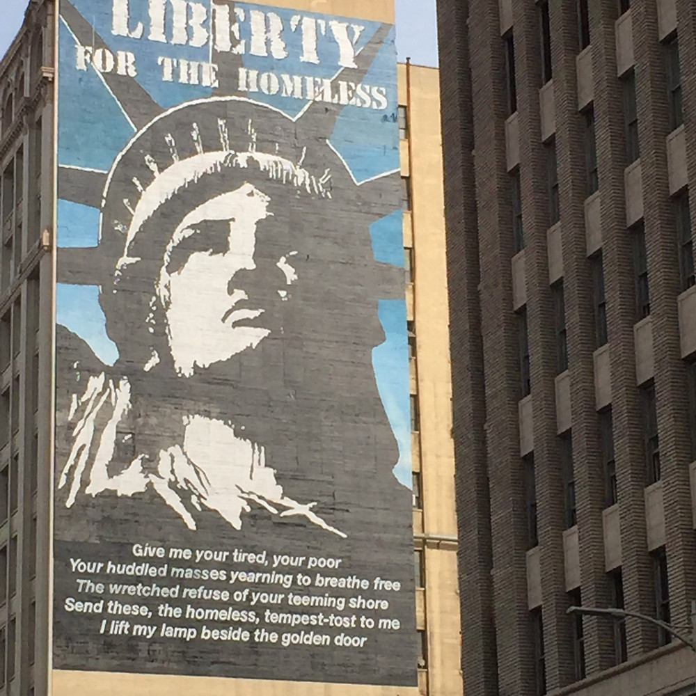 Liberty For The Homeless