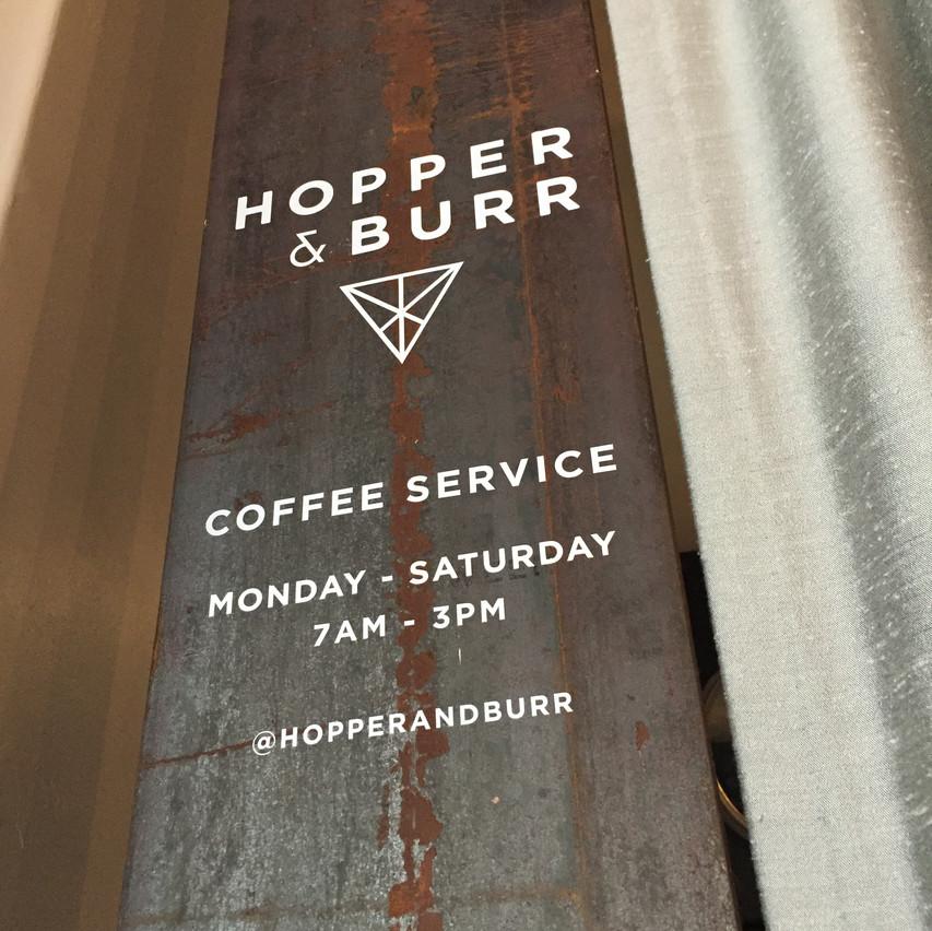 Hopper & Burr