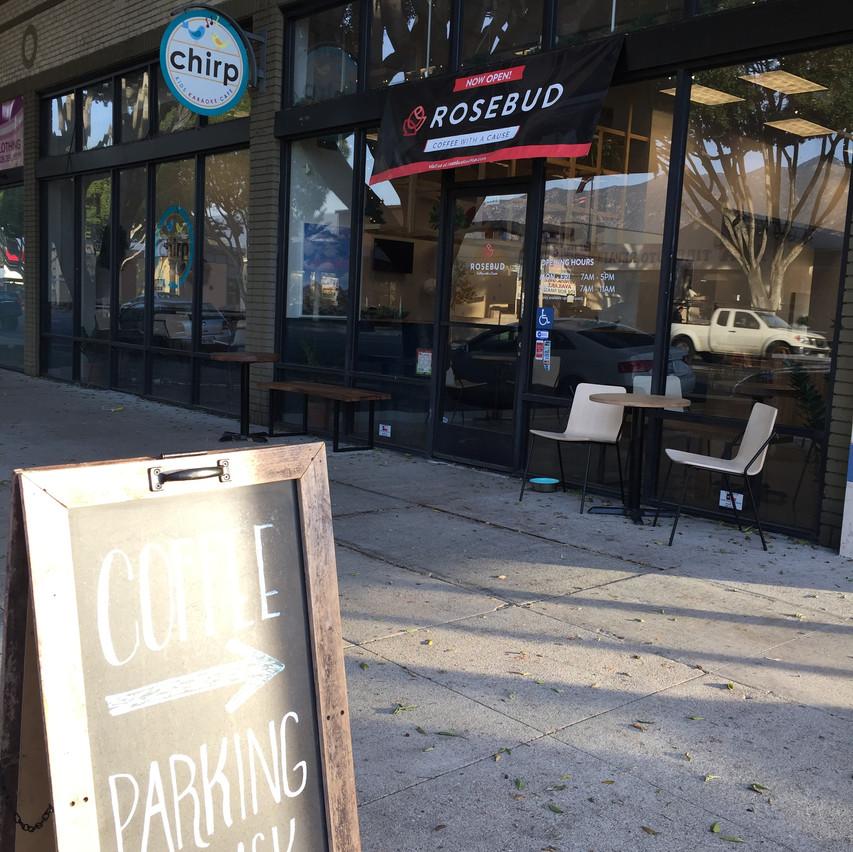 Rosebud Coffee | Pasadena, CA