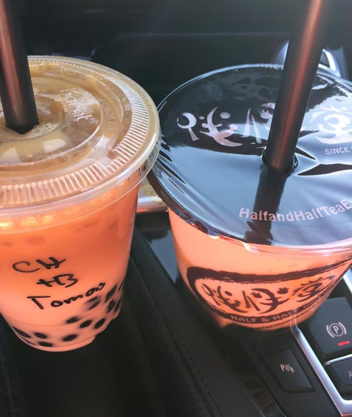 Half & Half Tea Express