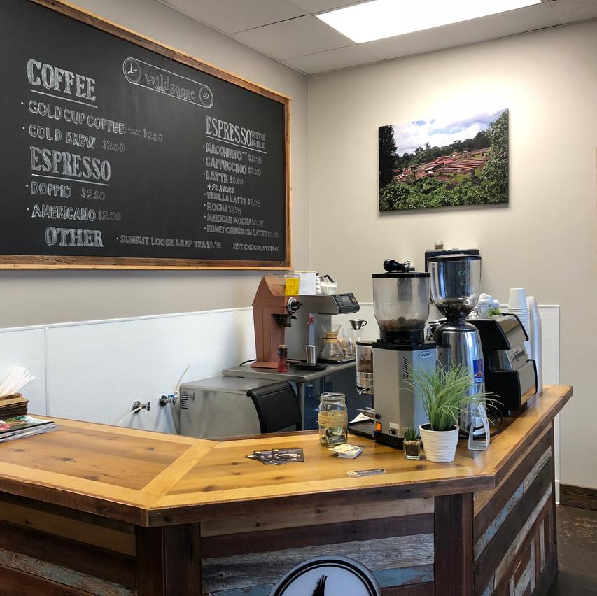 Wild Goose Coffee Rtrs. | Redlands