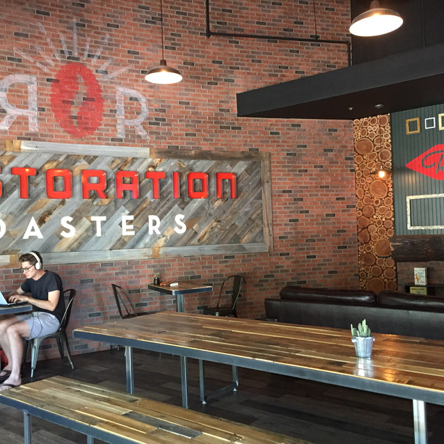 Restoration Roasters | Coron