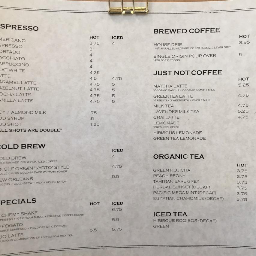 Enchanted Coffee Bar | La Mirada, CA