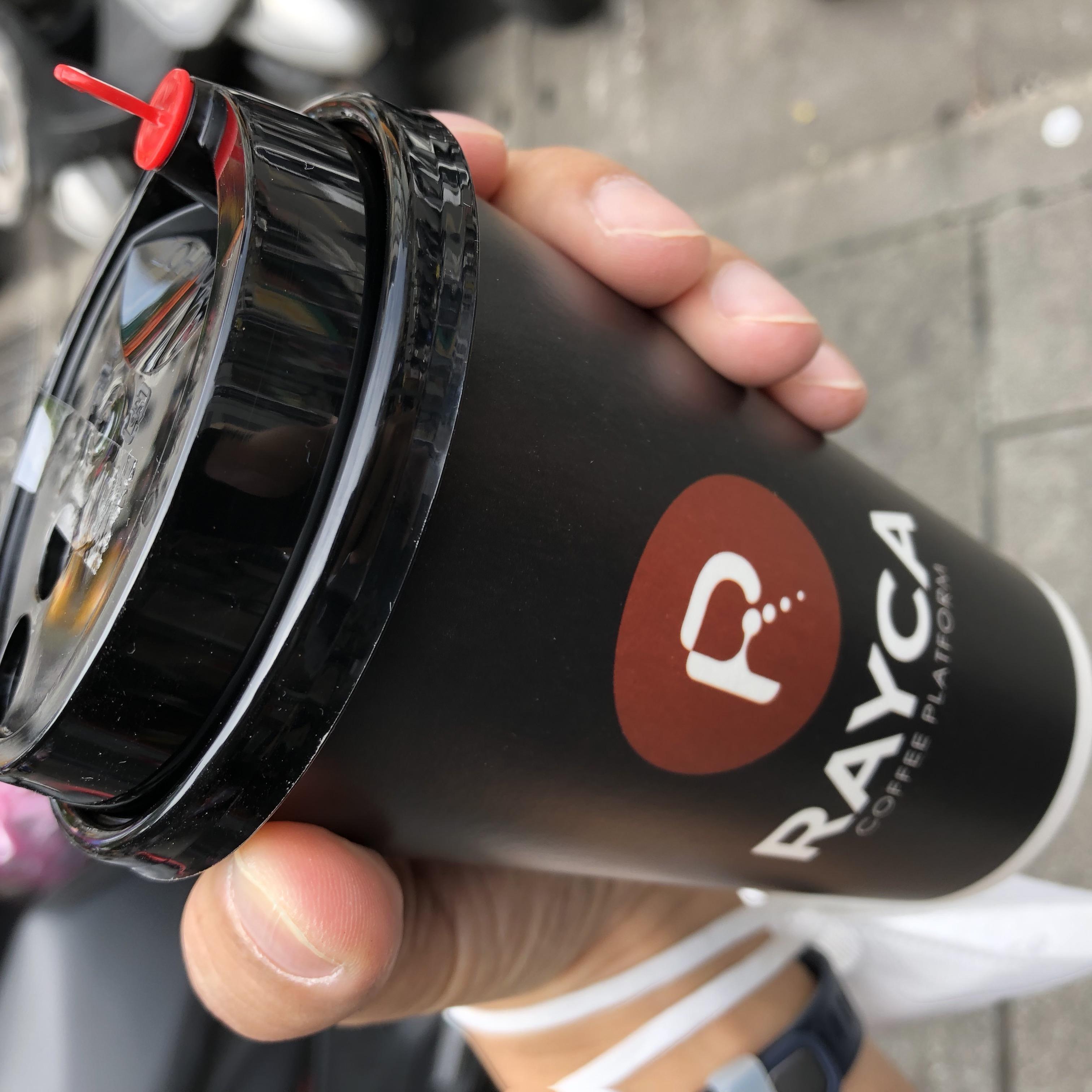 RAYCA Coffee Platform | Taipei, TW
