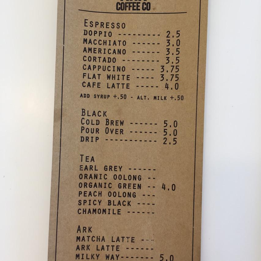 ARK Coffee Co. | La Mirada