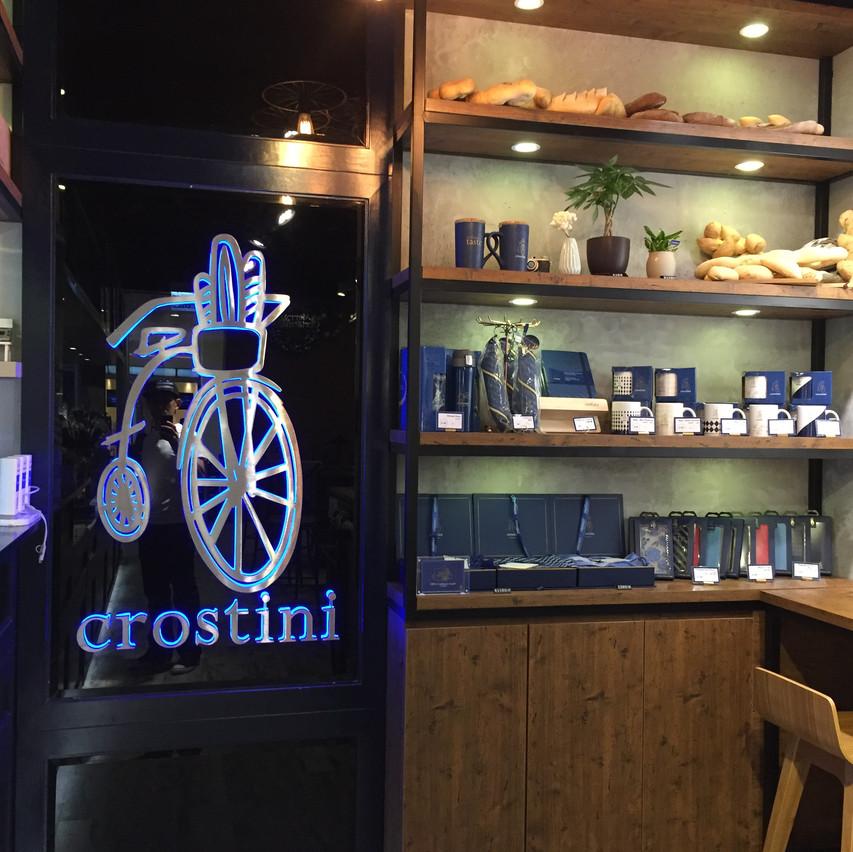 Crostini | Shatin, Hong Kong
