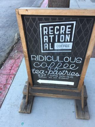 The Best Coffee In Long Beach, CA?