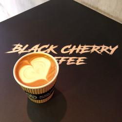 Black Cherry Coffee | Hong Kong