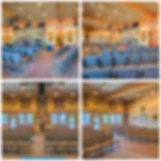 Koinonia Church indoor facilities