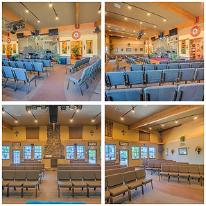 Koinonia Church indoor facilities