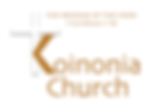 Koinonia Church logo