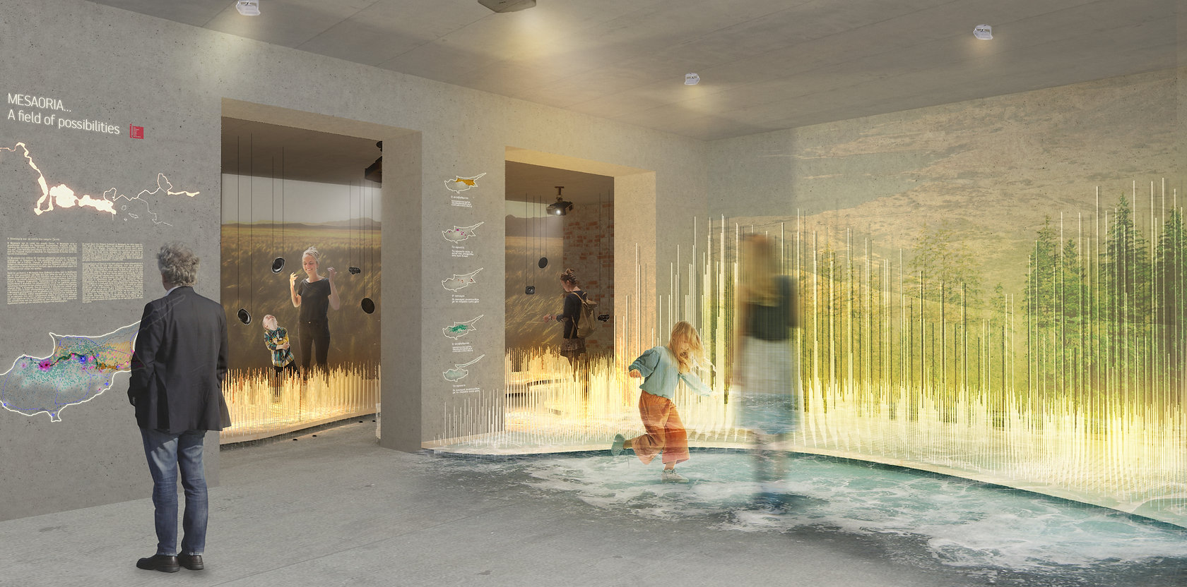Venice Architecture Biennale 2021   Cyprus Pavilion   Mesaoria_A field of possibilities_40.22.Architects