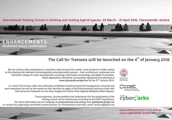 Enhancements International Training School with 40.22.Architects