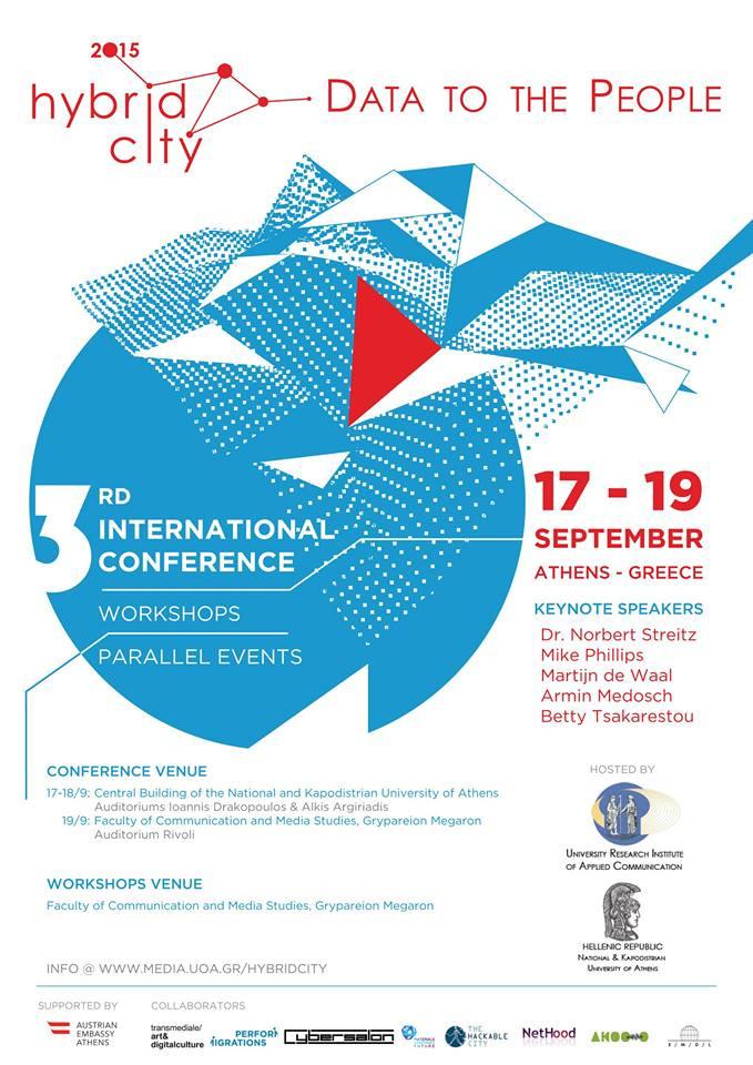 hybrid city 2015