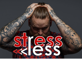 Stress<Less
