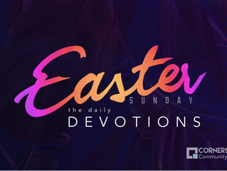 Prepare for Easter (The Easter Devotions)