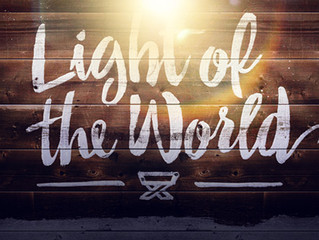 Light of the World (W3D4) Spread the Word.