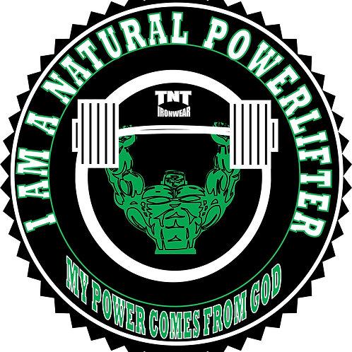 NATURAL POWERLIFTER
