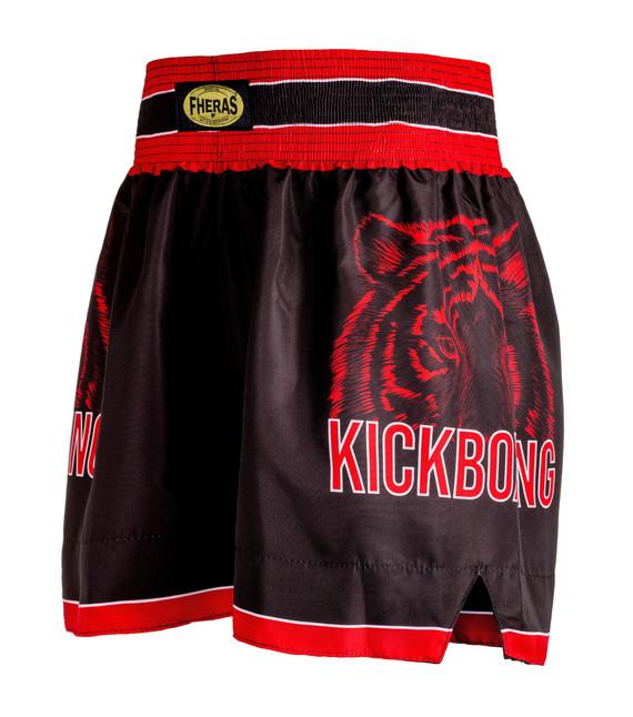 Shorts Fheras KickBoxing Tiger - REF 1351
