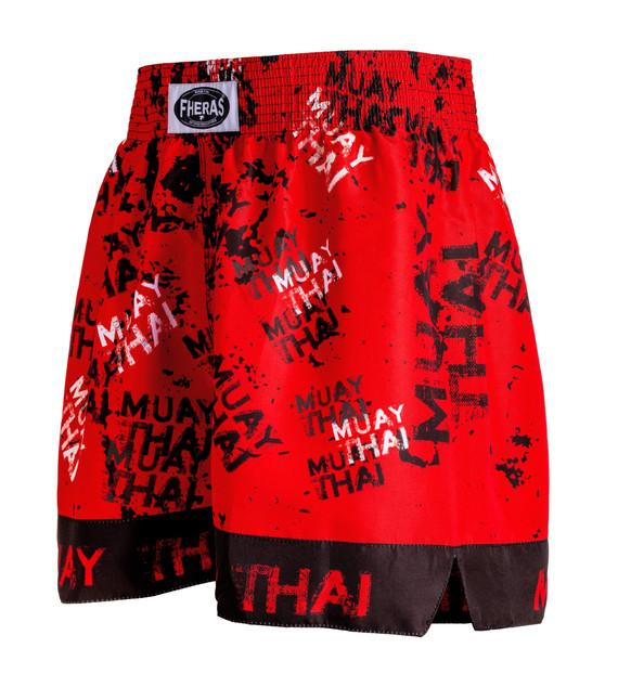 Shorts Fheras Pixo Vermelho - REF 1346