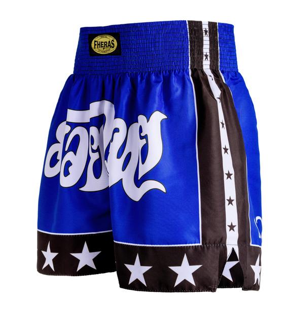 Shorts Fheras Estrela 2 Azul - REF 1332