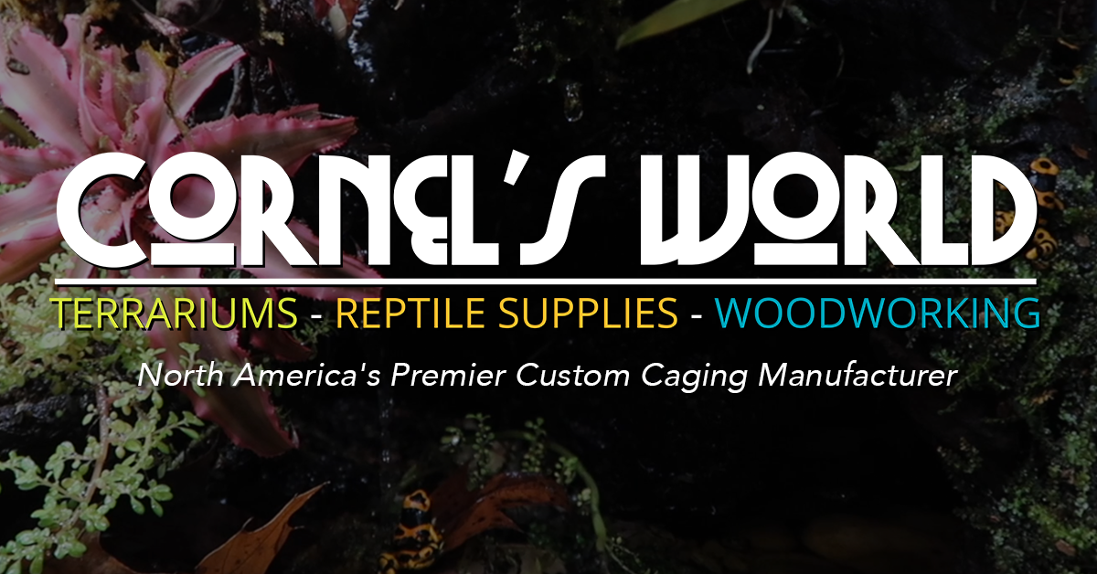 Cornel S World Custom Terrariums Woodwoorking Calgary