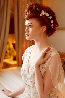 Redhead Hair and Makeup