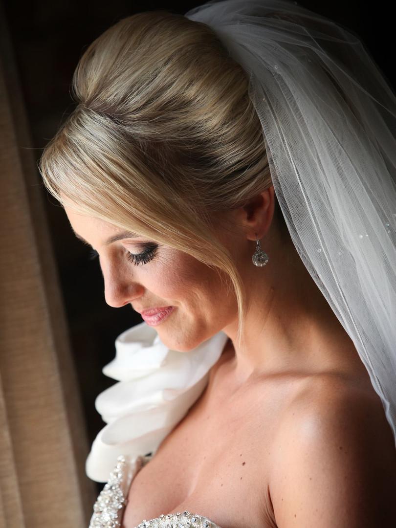 Bridal Hair and Makeup in Hmapton
