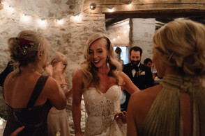 Classic Bridal Wave