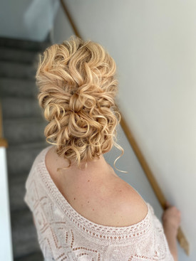 Relaxed Updo