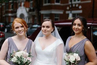 Wedding Hair and Makeup in London